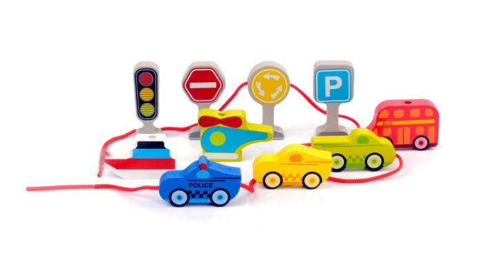 Dopravní prostředky – říkanky